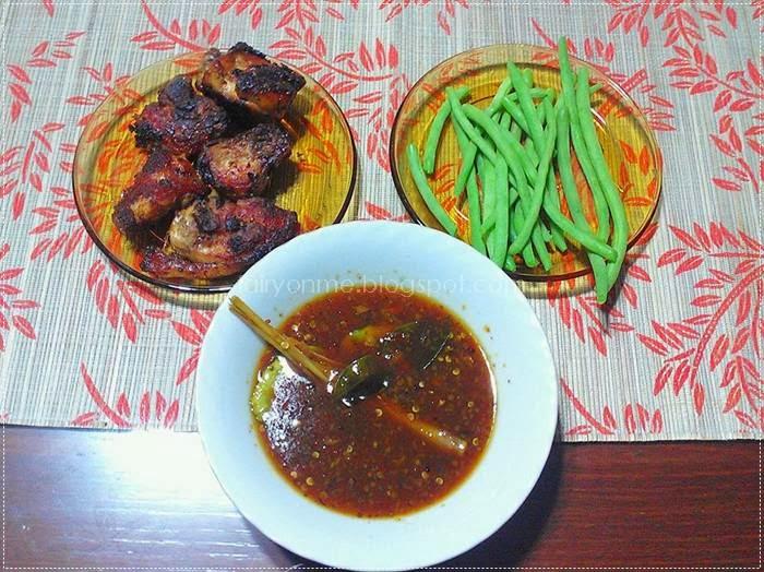 Ayam Panggang Gula Jawa