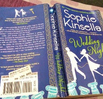 sophie-kinsella-wedding-night