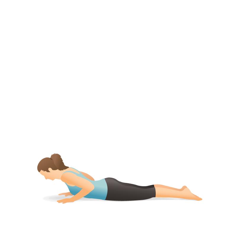 Gerakan-yoga-mengurangi-nyeri-haid-cobra-pose