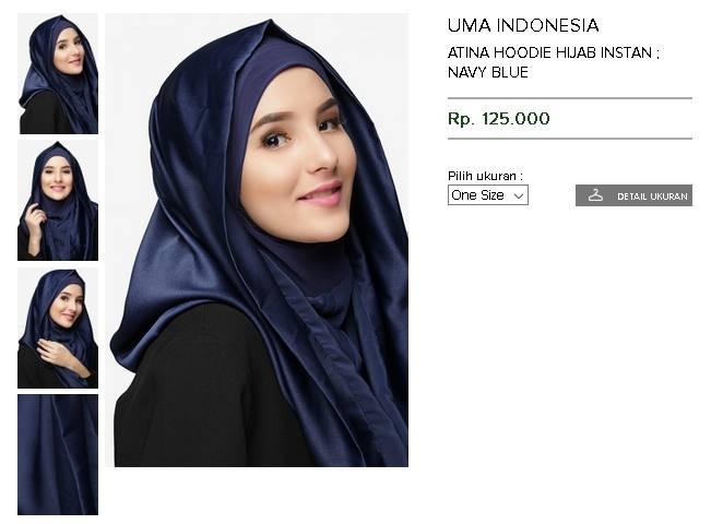 hoodie-hijab-instan-navy-blue