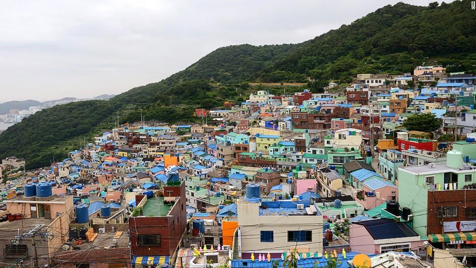 gamcheon-colorful