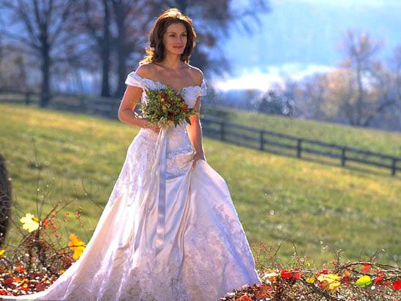 celebrities-on-wedding-gown