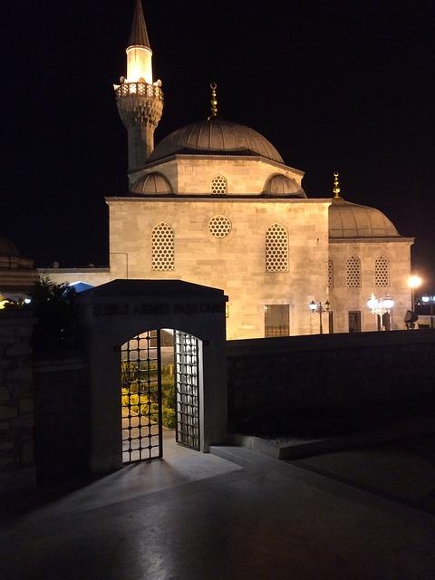 masjid-Turki