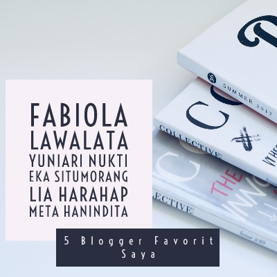 blogger favorit 2018