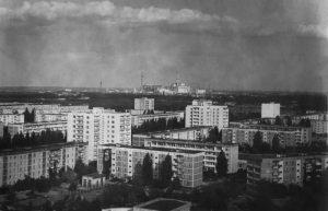 kota Pripyat dulu