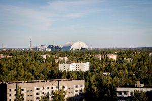 kota Pripyat sekarang