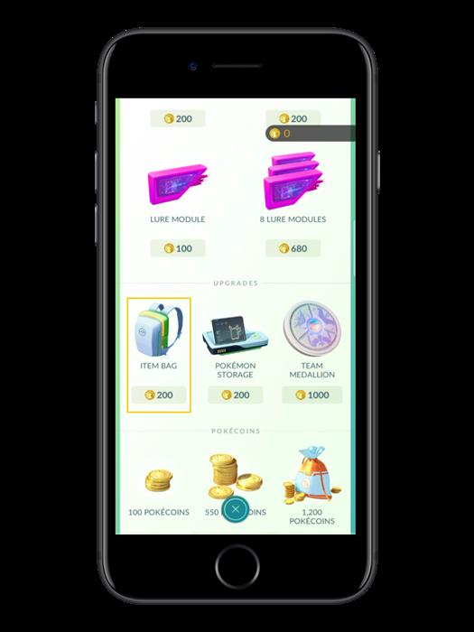 pilih-item-pokemon-go