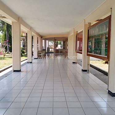 lorong-lorong di sekitar museum
