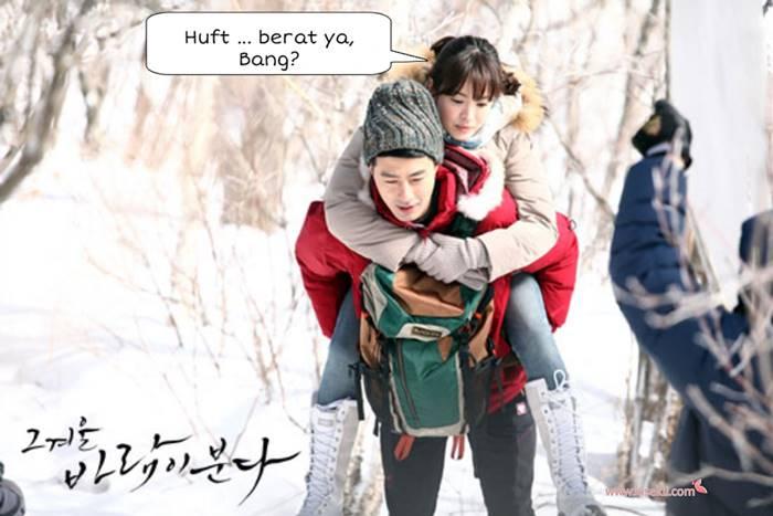 Jo In Sung dan Song Hye Kyo