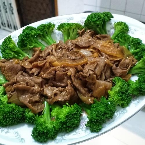 tumis-brokoli-daging-sapi