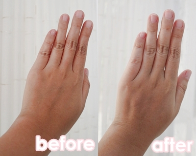 before-after-scarlett-whitening-body-care