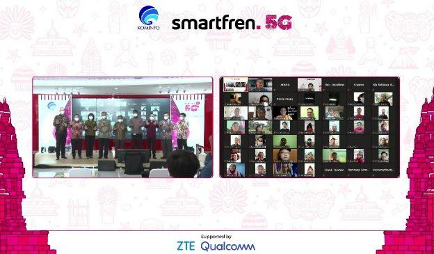 smartfren-gelar-uji-coba-jaringan-5g-di-frekuensi-28-ghz